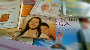 Kundalini Yoga Frankston - books & CDs