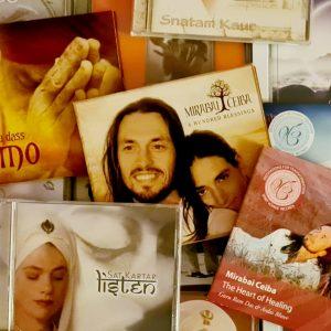 Kundalini Yoga music